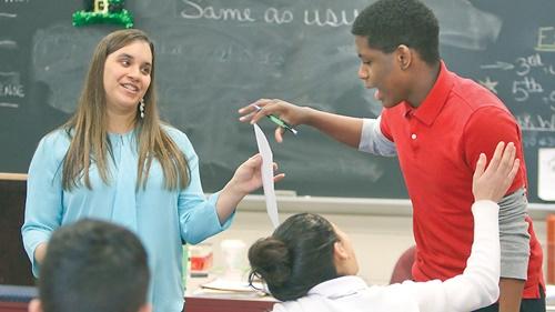 teaching English around the globe